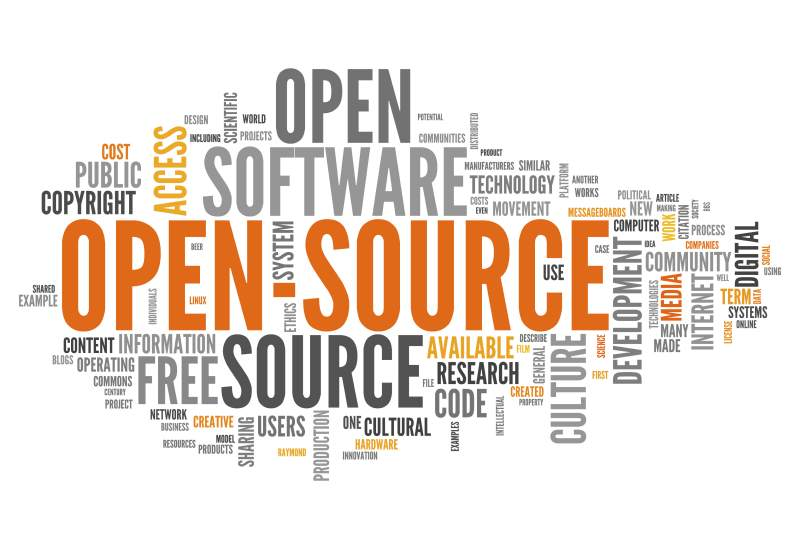 Açık kaynak kodlu sistemler dünya çapında bir çok insan tarafından geliştirilmektedir.