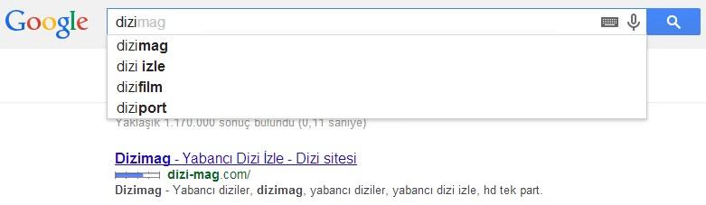 Google Önerilerini Domain Seçiminde Dikkata Alın :)