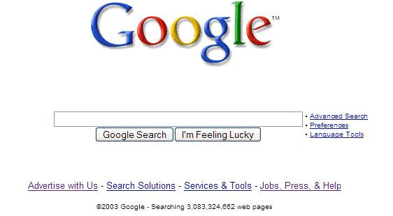 Eski Google